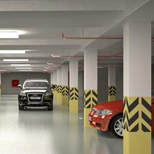 Автостоянки, паркинги Ивни