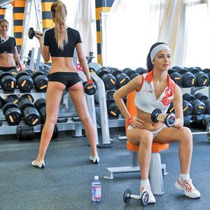 Фитнес-клубы Ивни