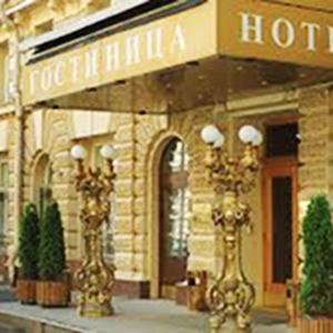 Гостиницы Ивни