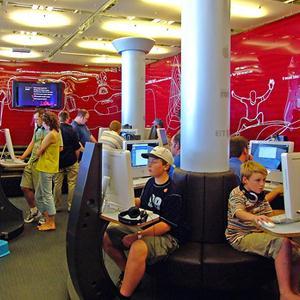Интернет-кафе Ивни