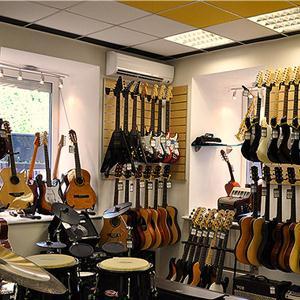 Музыкальные магазины Ивни