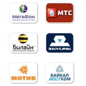 Операторы сотовой связи Ивни