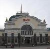 Железнодорожные вокзалы в Ивне