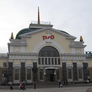 Железнодорожные вокзалы Ивни